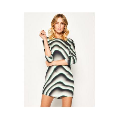 Just Cavalli Každodenné šaty S04CT1054 Farebná Regular Fit