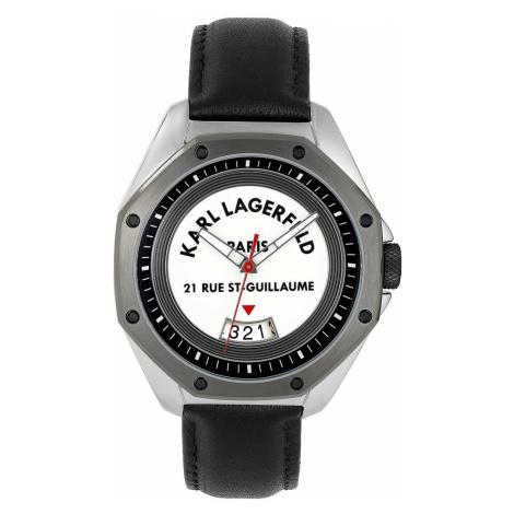 Karl Lagerfeld - Hodinky 5552760