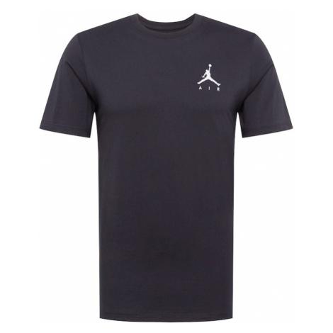 Jordan Tričko 'Jumpman'  čierna / biela