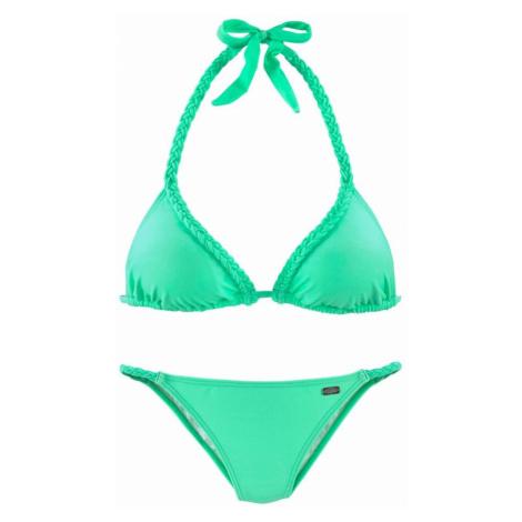 BUFFALO Bikiny  zelená
