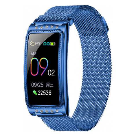 Wotchi Fitness náramek W28B - Blue