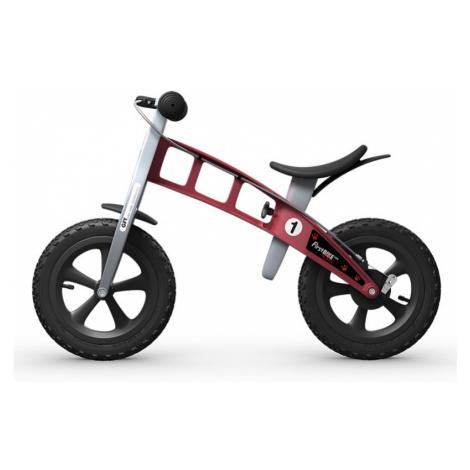 Detské odrážadlo First Bike Cross červené