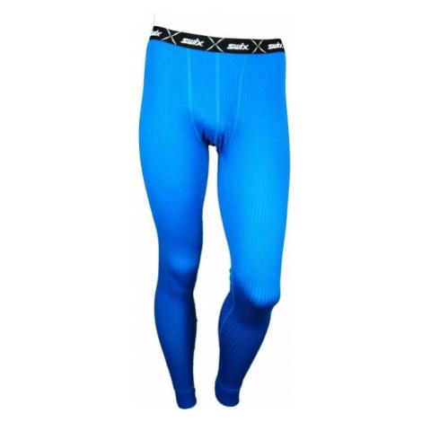 Swix STARX BODYW PANTS M modrá - Pánske funkčné nohavice