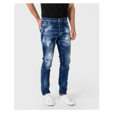 DSQUARED2 Sexy Mercury Jeans Modrá Dsquared²