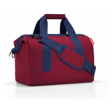 Cestovná taška Reisenthel Allrounder M Dark Ruby