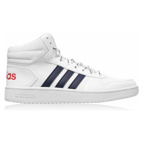 Adidas Hoops 2.0 Mid Mens Basketball Shoes