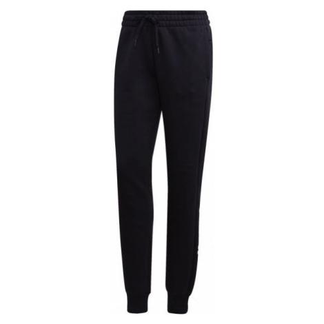 adidas E LIN PANT FL čierna - Dámske tepláky