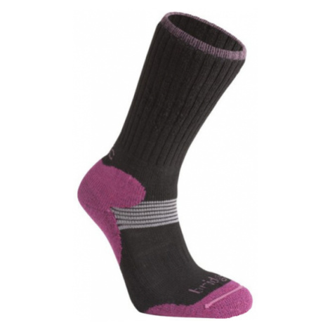 Ponožky Bridgedale Ski Cross Country Women's black/845