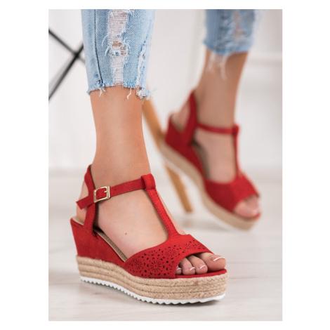 Dámske sandále 65925
