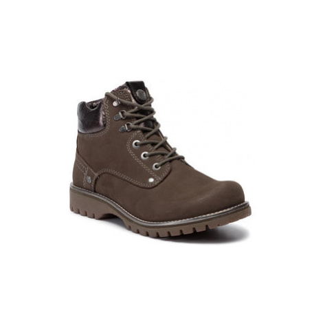 Wrangler Outdoorová obuv Alaska Laminated WL92510A Zelená