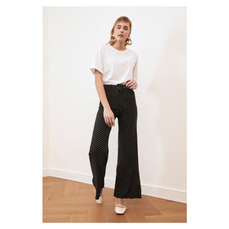 Trendyol Black Pointy Pants