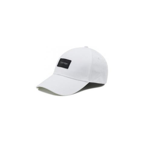 Calvin Klein Šiltovka Bb Cap K50K506730 Biela