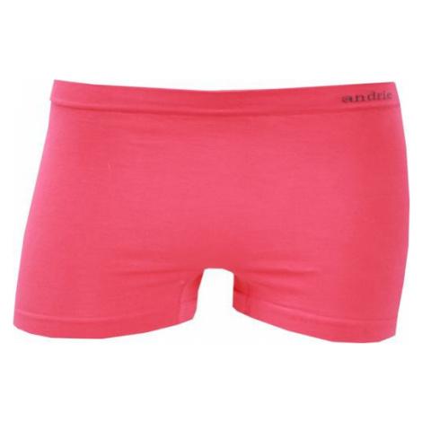 Dámske nohavičky Andrie ružové (PS 2631 D)