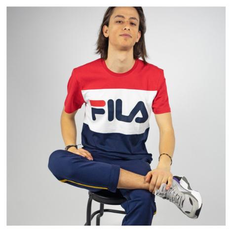 Červeno-modré triko Day Tee Fila
