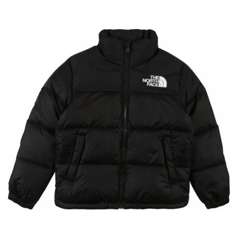THE NORTH FACE Zimná bunda '1996 Retro Nuptse'  čierna / biela