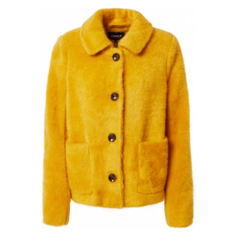 ONLY Prechodná bunda 'ADELE'  zlatá žltá