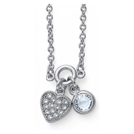 Oliver Weber Romantický náhrdelník Maybe 12117R