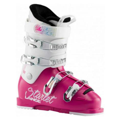 Lange STARLET 60 - Dievčenská lyžiarska obuv