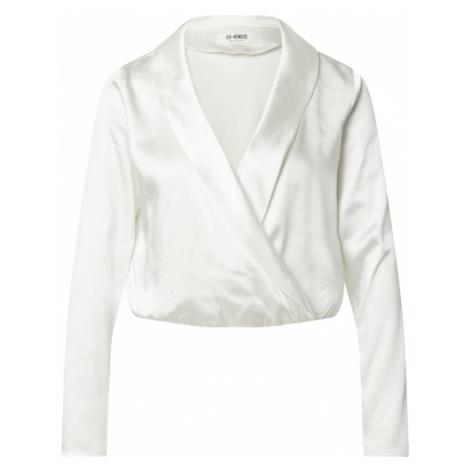 4th & Reckless Blúzka 'COLLINS'  prírodná biela