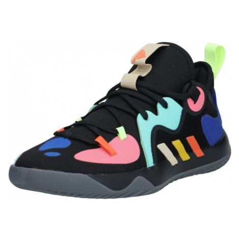 ADIDAS PERFORMANCE Športová obuv 'Harden Stepback 2'  čierna / modrá / tyrkysová / ružová / oran