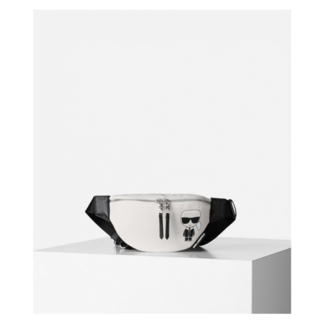 Taška Karl Lagerfeld K/Ikonik Nylon Bumbag