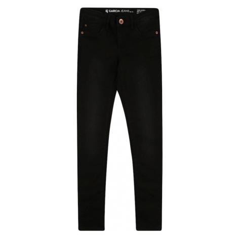 GARCIA Džínsy 'Sara'  čierna Garcia Jeans