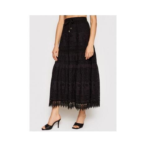 Melissa Odabash Trapézová sukňa Alessia CR Čierna Regular Fit
