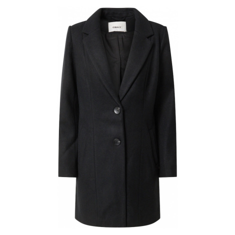 ONLY Prechodný kabát 'Carmen'  čierna