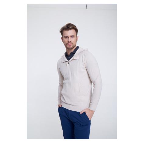 Big Star Man's Hooded Sweater 161992 -800