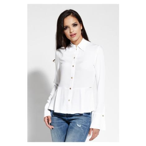 Biela košeľa Lora Dursi
