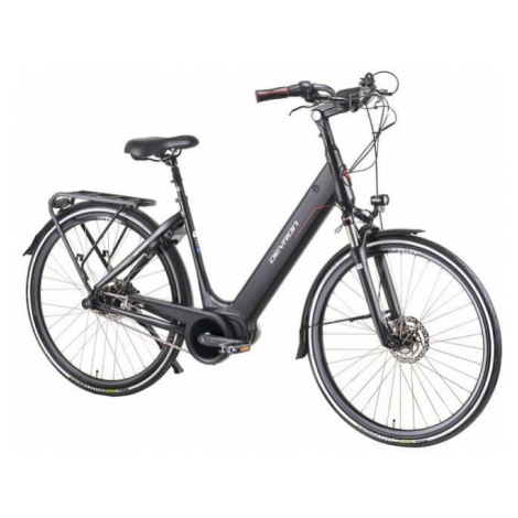 """Mestský elektrobicykel Devron 28426 28"""" - model 2019 Farba Black"""