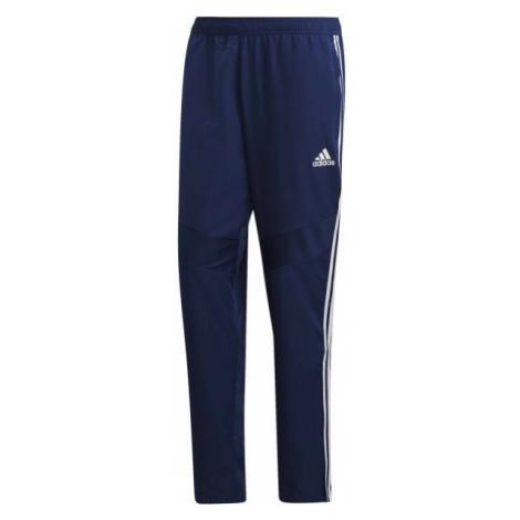 adidas TIRO19 WOV PNT tmavo modrá - Pánske športové nohavice