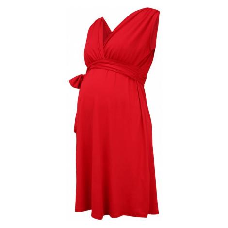 Envie de Fraise Kokteilové šaty 'ROMIA'  červená