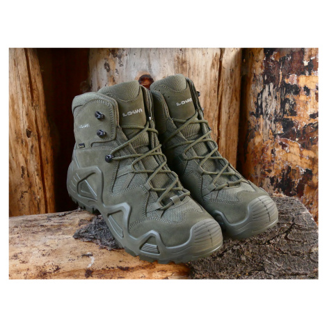 Boty LOWA® Zephyr GTX® MID TF – Ranger Green