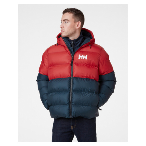 Helly Hansen Active Puffy Bunda Modrá Červená