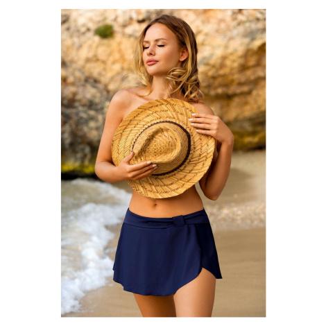 Plážová sukňa Leya blue Aquarilla
