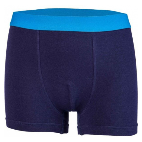Aress YORKSHIR 2PACK modrá - Chlapčenské boxerky