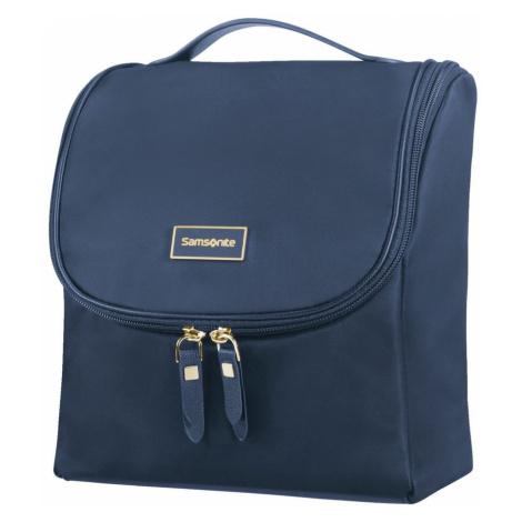 Samsonite Kozmetická taška na zavesenie Karissa CC - tmavě modrá