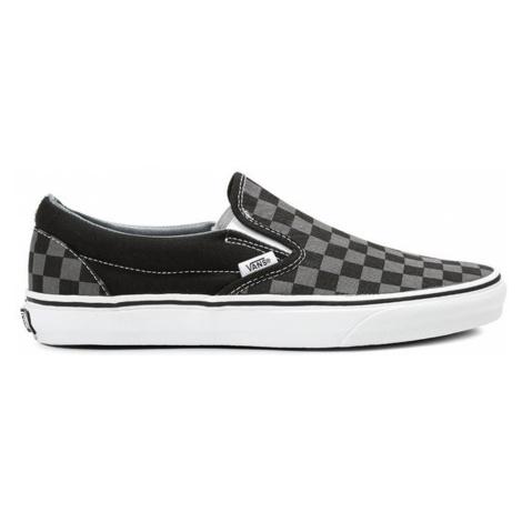 Vans Classic Slip-On Black Pewter-6 šedé VN000EYEBPJ-6