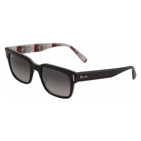 Ray-Ban Slnečné okuliare 'JEFFREY'  čierna