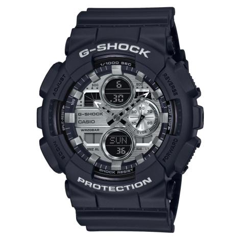 Casio G-Shock GA 140GM-1A1ER čierne / strieborné