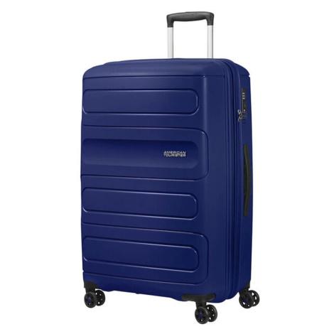 American Tourister Cestovný kufor Sunside 51G EXP 106/118 l - tmavě modrá