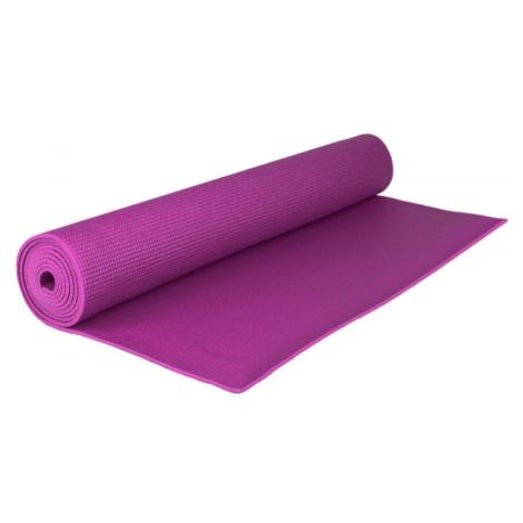 Fitforce YOGA MAT 180X61X0,4 fialová - Cvičebná podložka