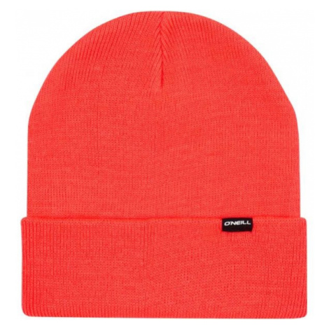 O'Neill BW CHAMONIX BEANIE červená 0 - Dámska zimná čiapka