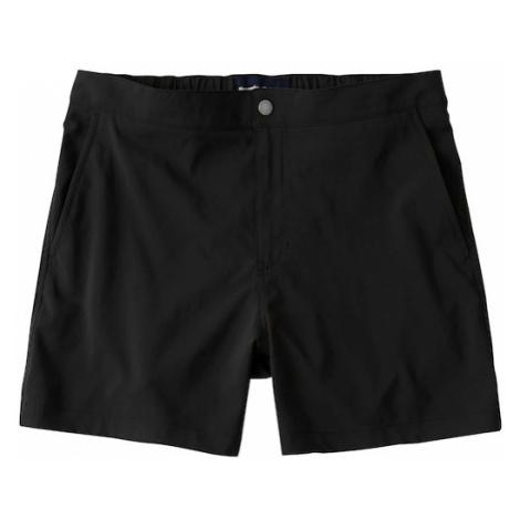 Abercrombie & Fitch Plavecké šortky 'Resort'  čierna