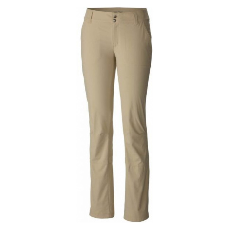 Columbia SATURDAY TRAIL PANT béžová - Dámske outdoorové nohavice