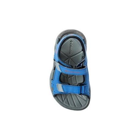 Columbia Sandále Childrens Techsun Vent BC4566 Modrá