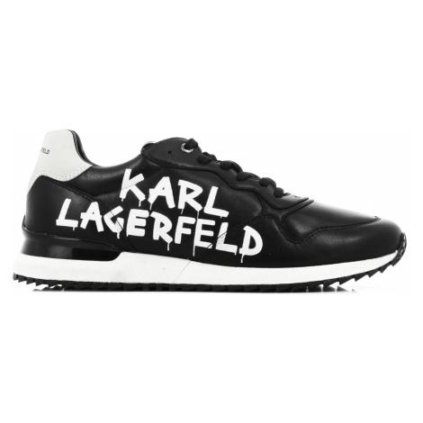 Tenisky Karl Lagerfeld Velocitor Ii Meteor Brush Logo