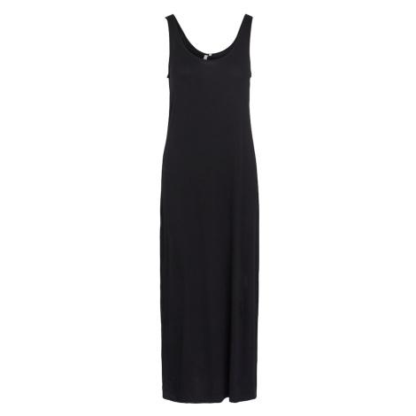 PIECES Letné šaty 'Kalli'  čierna
