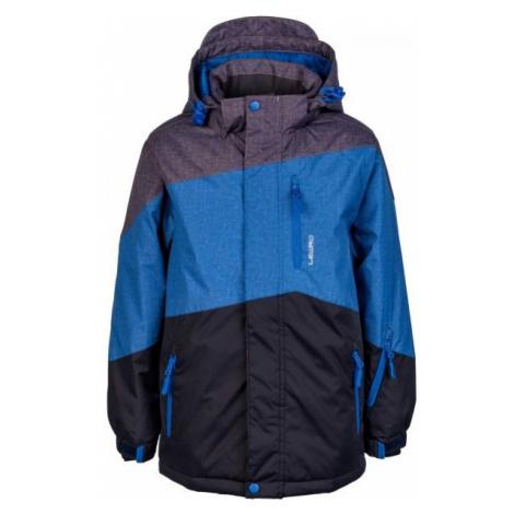 Lewro CEFERINO čierna - Chlapčenská snowboardová bunda